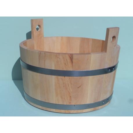 Ceber olchowy o pojemności 30 litrów