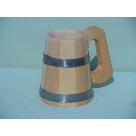 Kufel olchowy o pojemności 0,7 litra